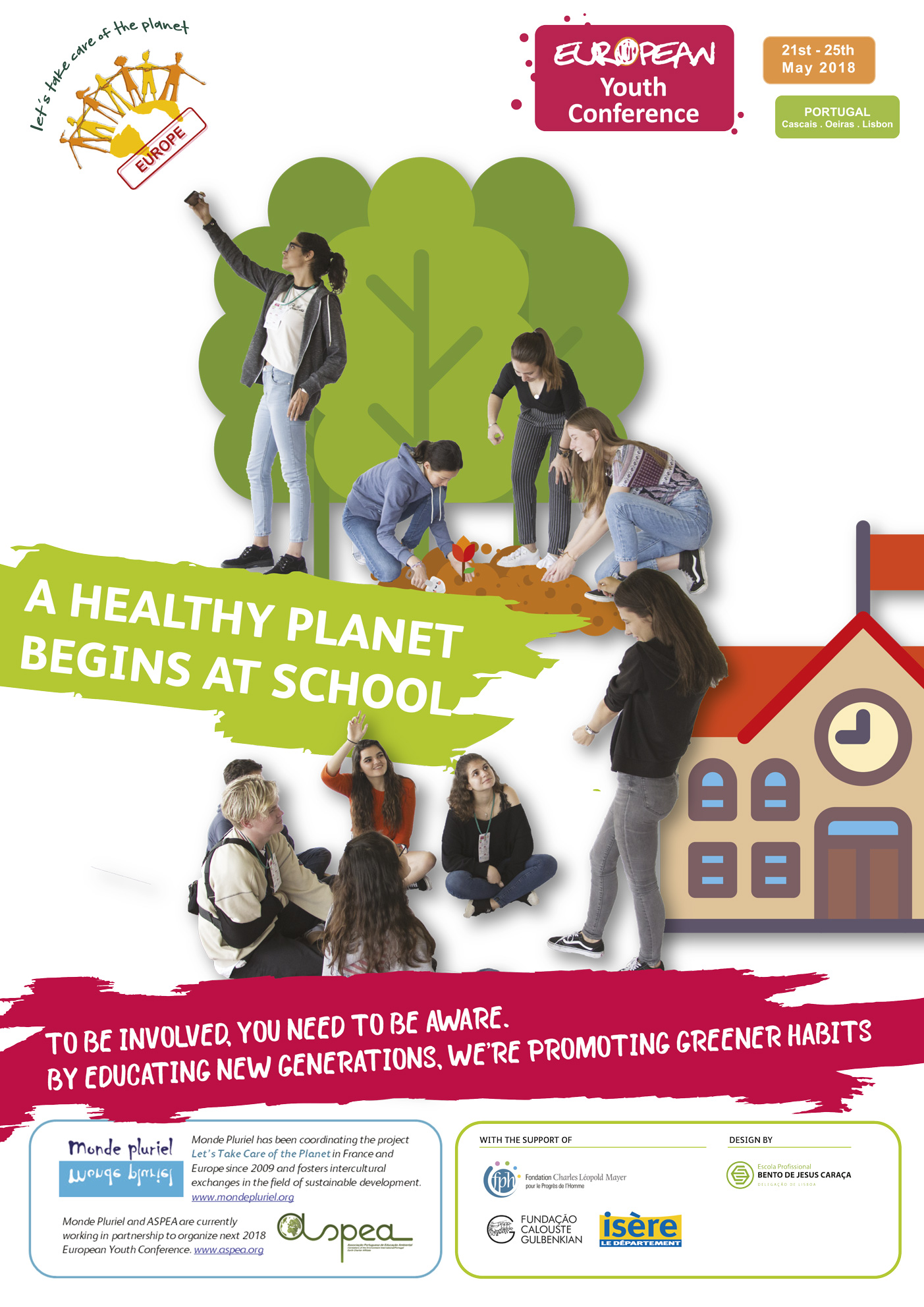 03 A healthy planet begins at school ok BAM web