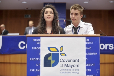 The Covenant of Mayors, Brussels, 2011