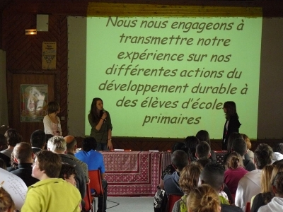 National Youth Conference, France, May 2011
