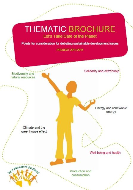 COUV Thematic Brochure